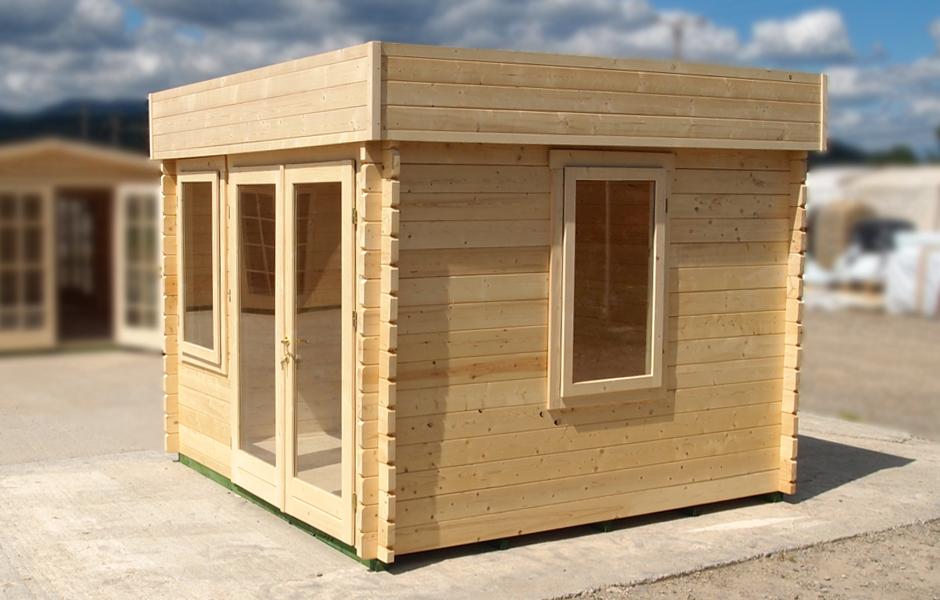 Rubens Log Cabin Top Cabins
